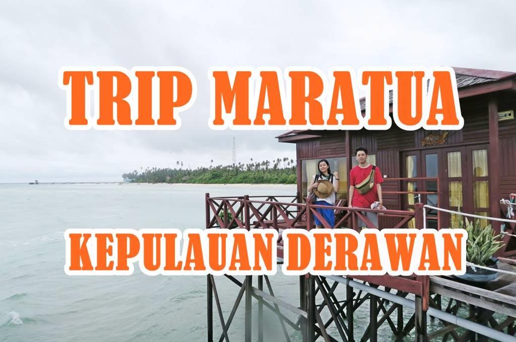 Open Trip Derawan Labuan Cermin Whale Shark via Tarakan 4 hari 3 malam