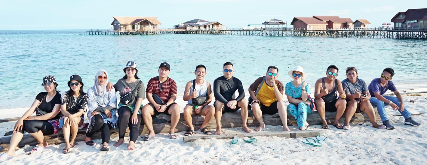 Tour Derawan Via Tarakan